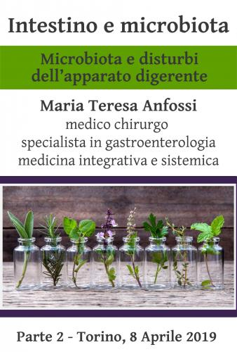 Intestino, Microbiota e distrurbi dell'apparato digerente